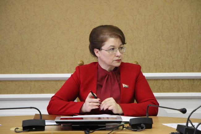 На заседании Постоянной комиссии Палаты представителей Национального собрания Республики Беларусь по труду и социальным вопросам